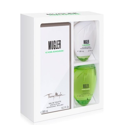 TM Cologne Set Edt 300ml + SG 80ml + BL 80ml