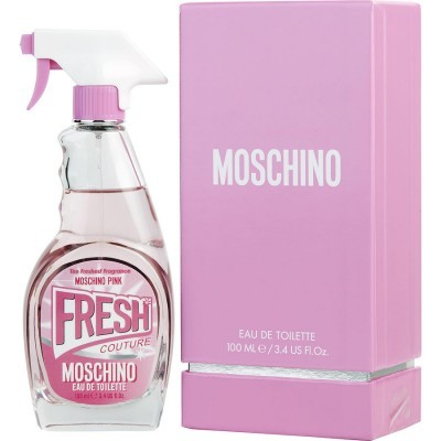 Moschino Pink Fresh Couture Edt 100ml