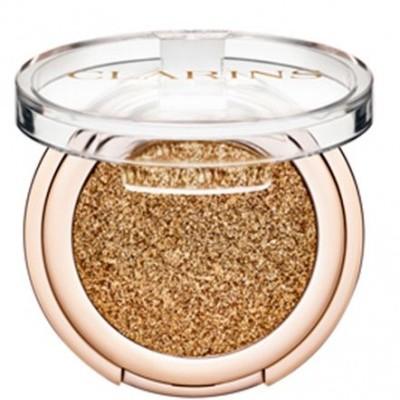 Clarins Sombra de Olhos Mono Glitter de Larga Duração 101 Diamond Sparkle