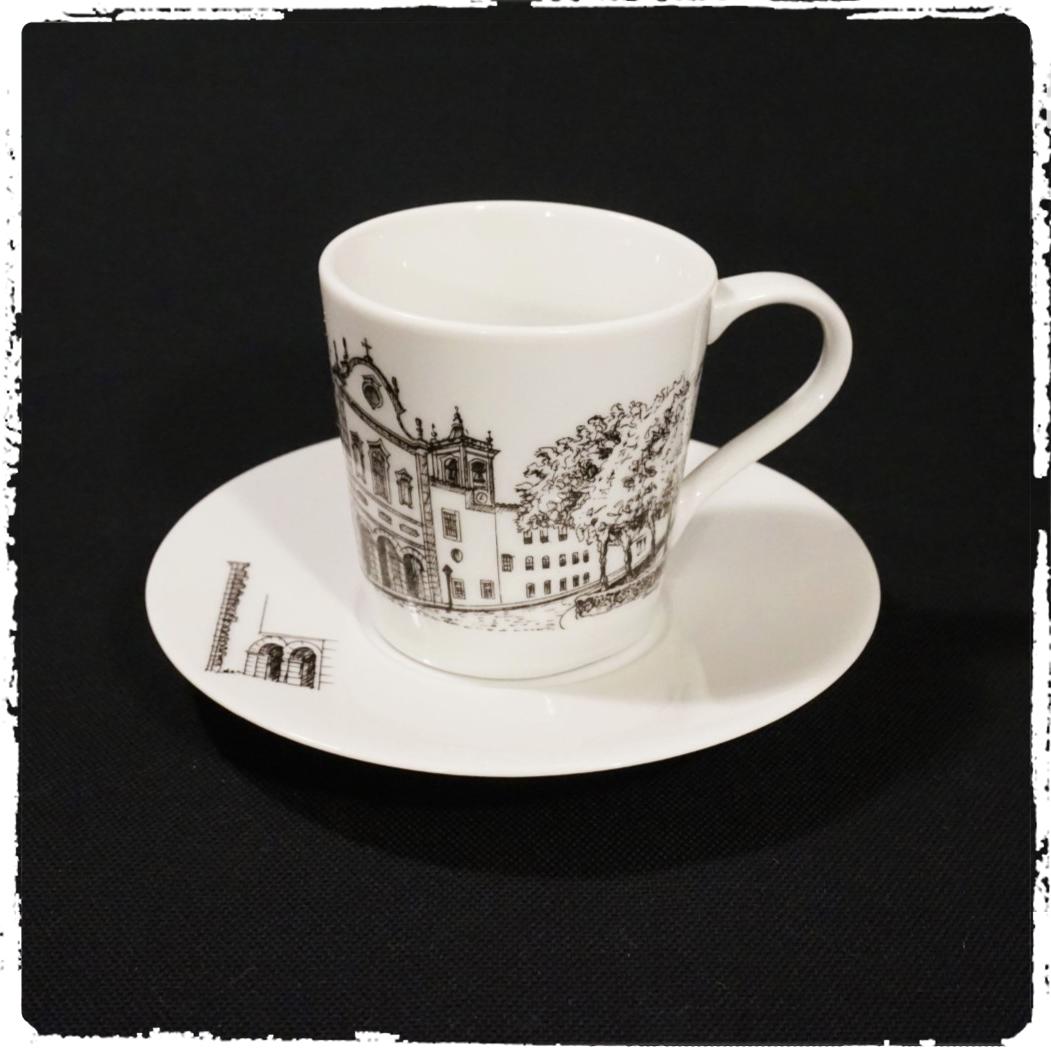 Convento da Graça, Torres Vedras - Chávena de café