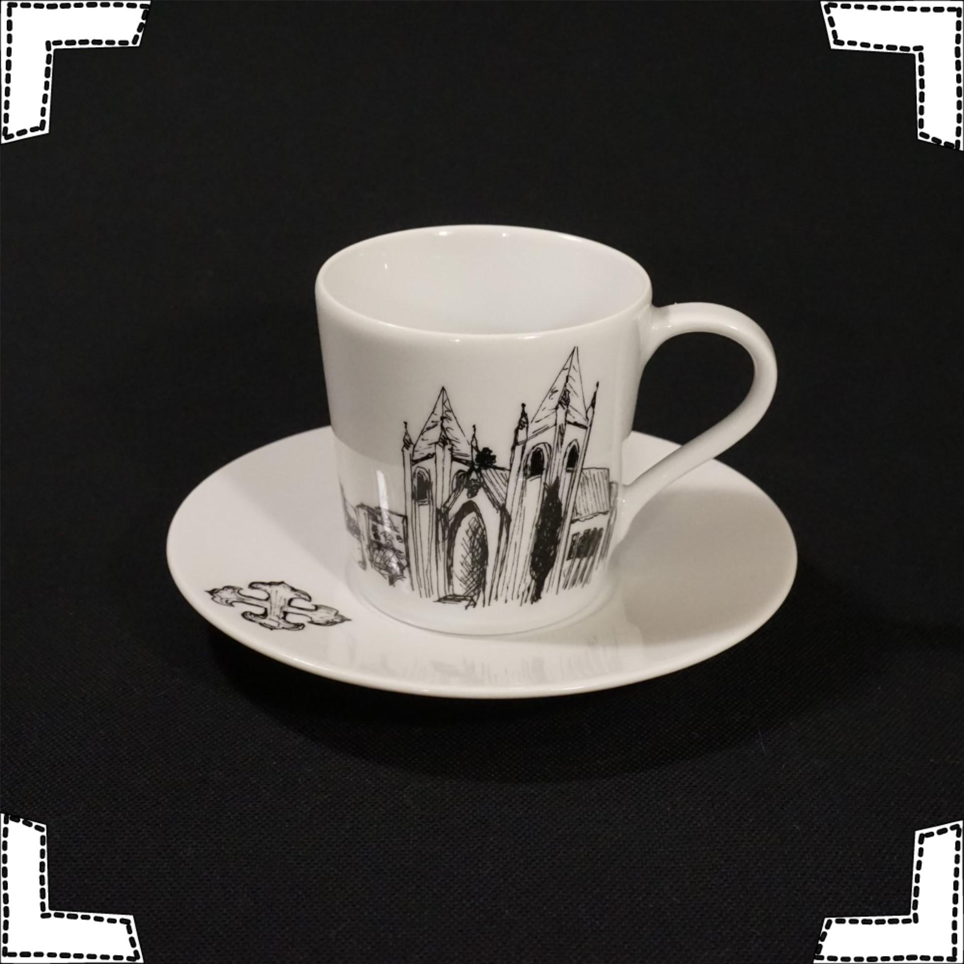 Igreja do Santo Condestável, Lisboa - Chávena de café