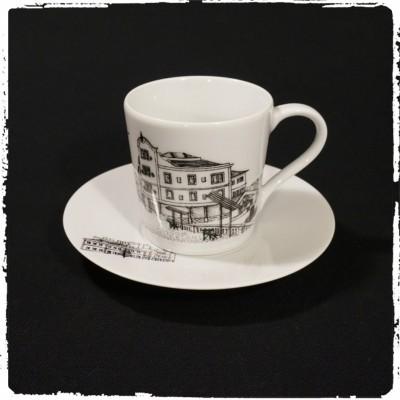 Mar Lindo, Santa Cruz - Chávena de café