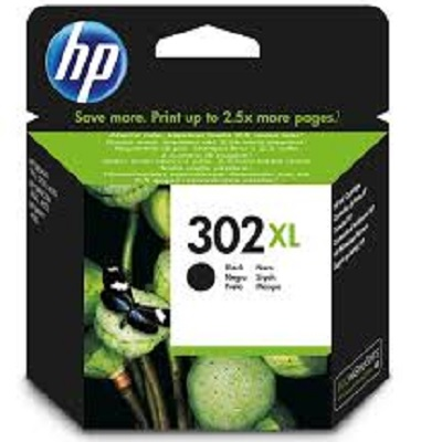 HP302XL - Tinteiro HP Preto