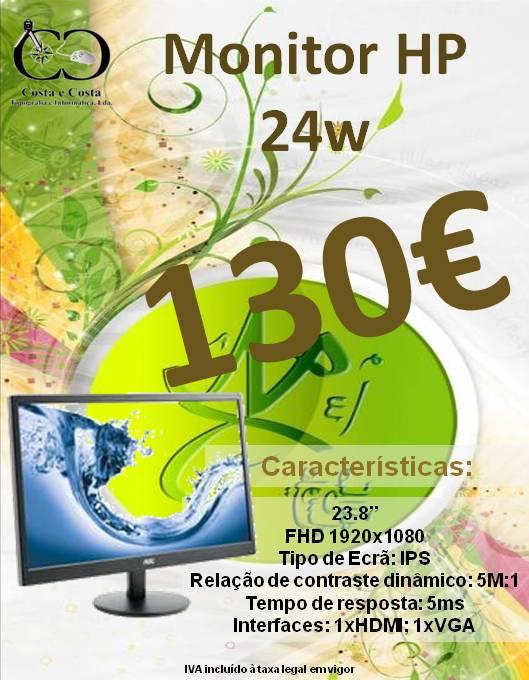 Monitor HP 24w