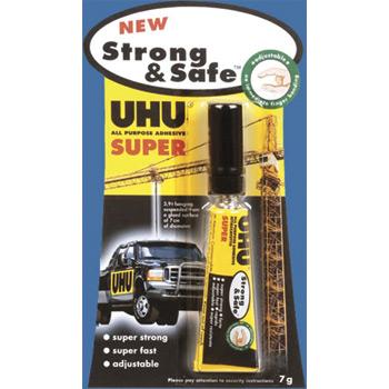 Cola UHU Strong & Safe 7g