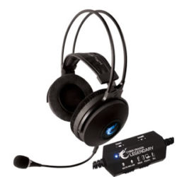 HEADPHONES GAMING HALFMMAN LEGENDARY 5IN1