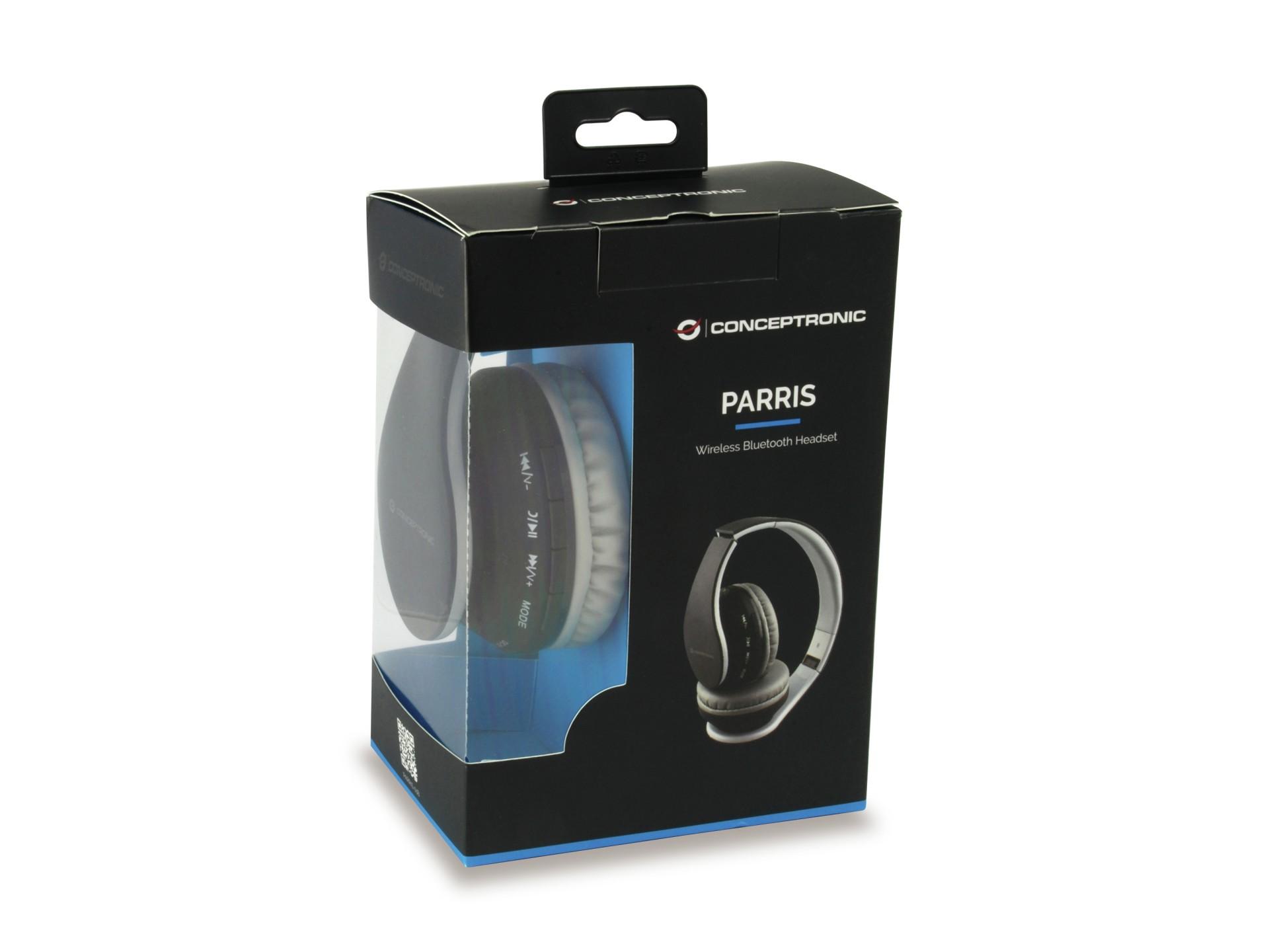 Wireless Bluetooth Parris 01B