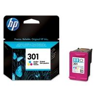 HP 301 Tri-color Ink Cartridge