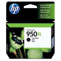 HP 950XL Preto Ink Cartridge