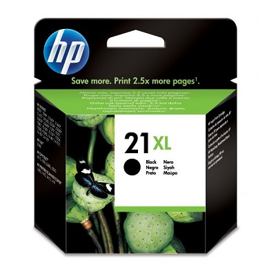 HP21XL - Tinteiro HP Preto