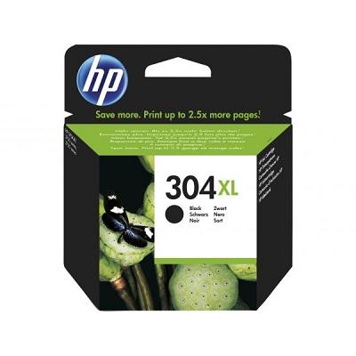 HP304XL - Tinteiro HP Preto