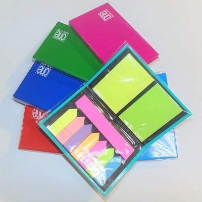Bloco Notas Adesivas One Colors Stckers