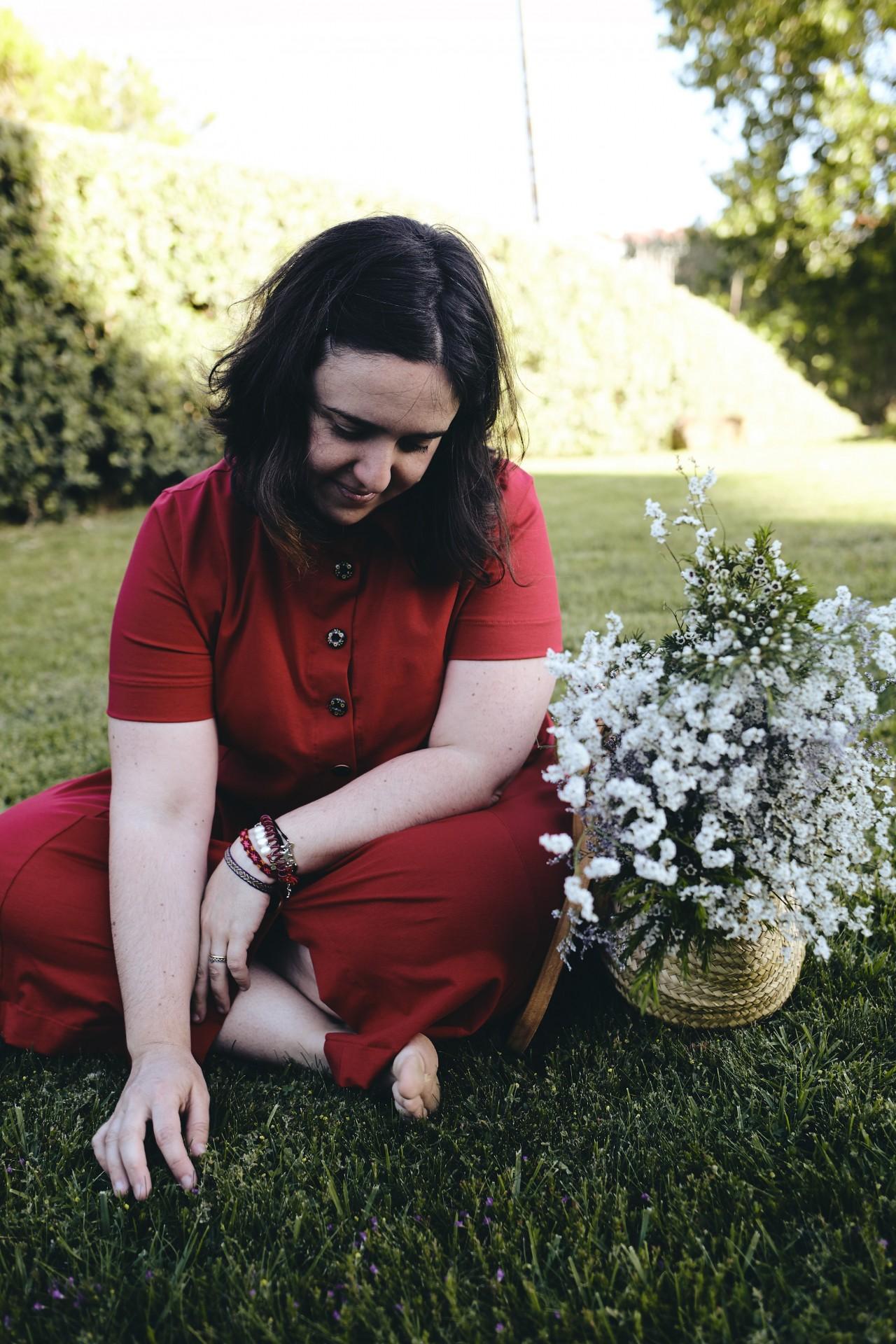 Vestido Leucanthenum Vermelho