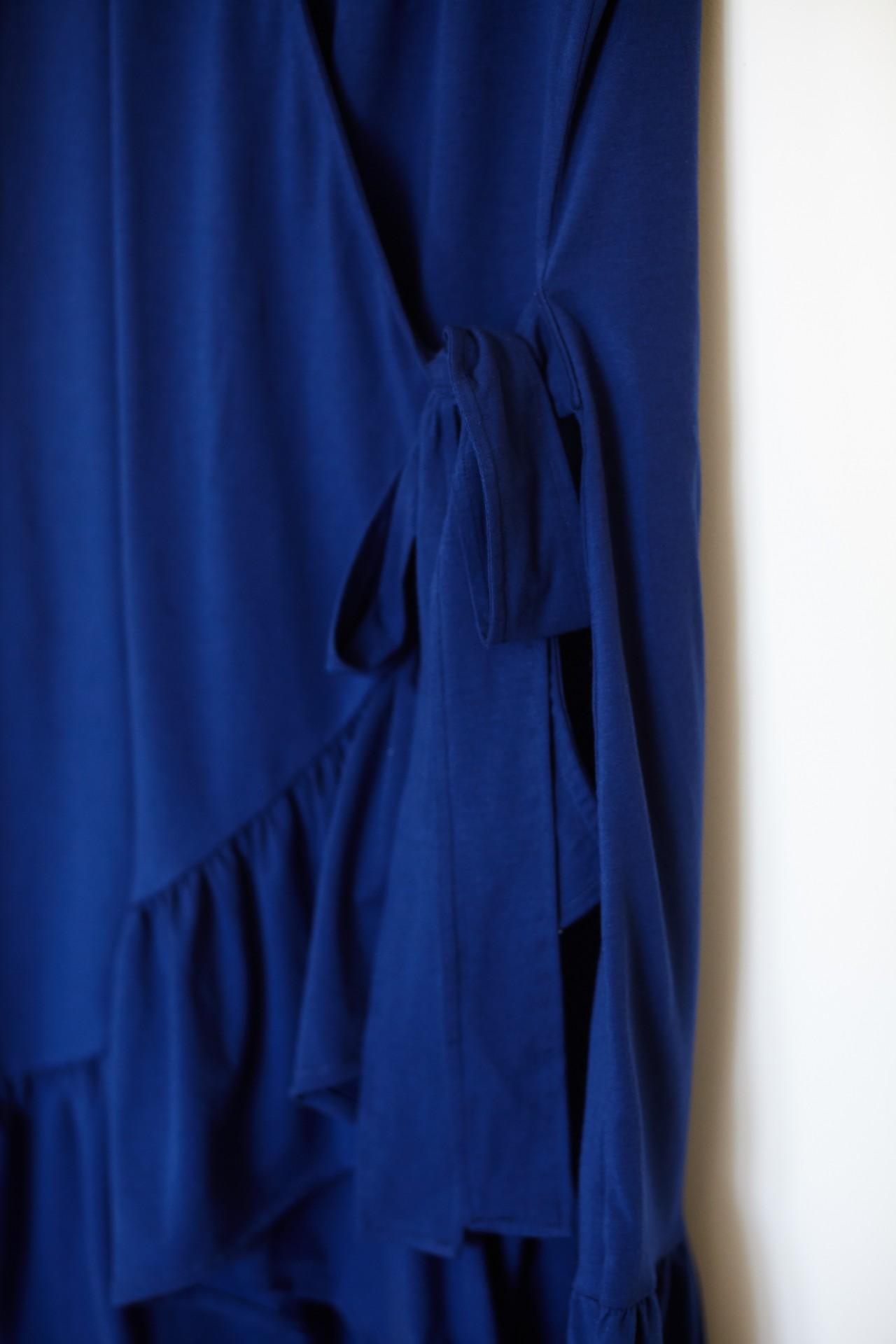Vestido Dahlia azul