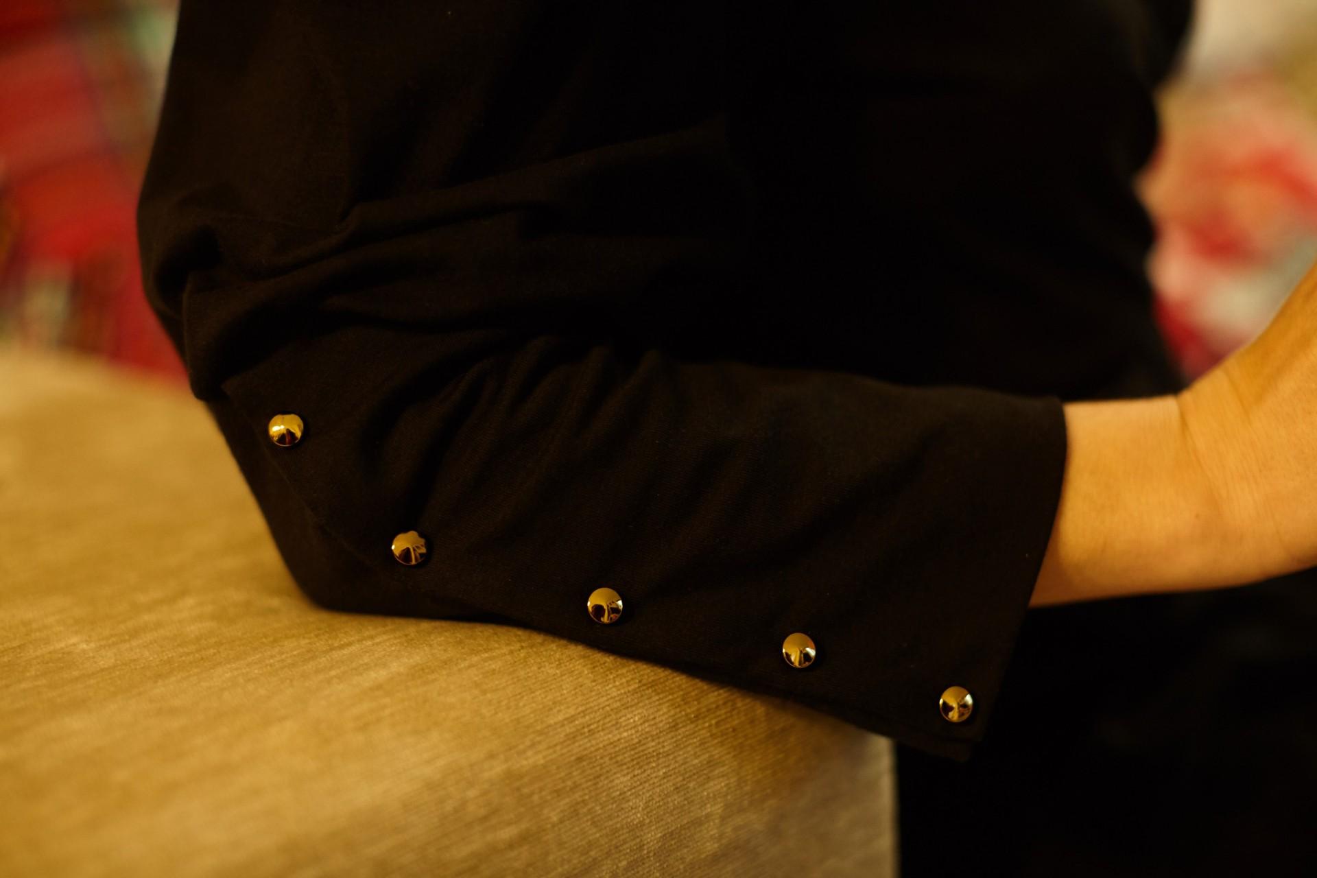 Cipreste Dress Preto