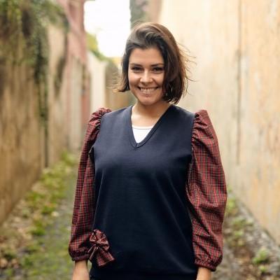 Pinheiro Bravo Sweater Vermelho PF