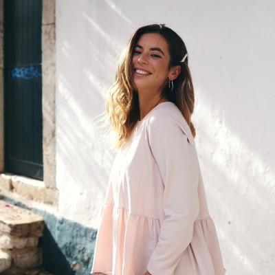 Cerejeira-Brava Blusa Rosa