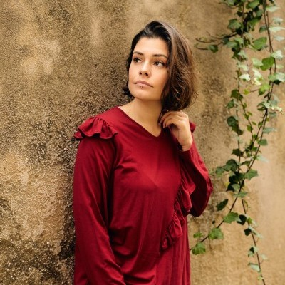 Pinheiro Manso Blusa Vermelha