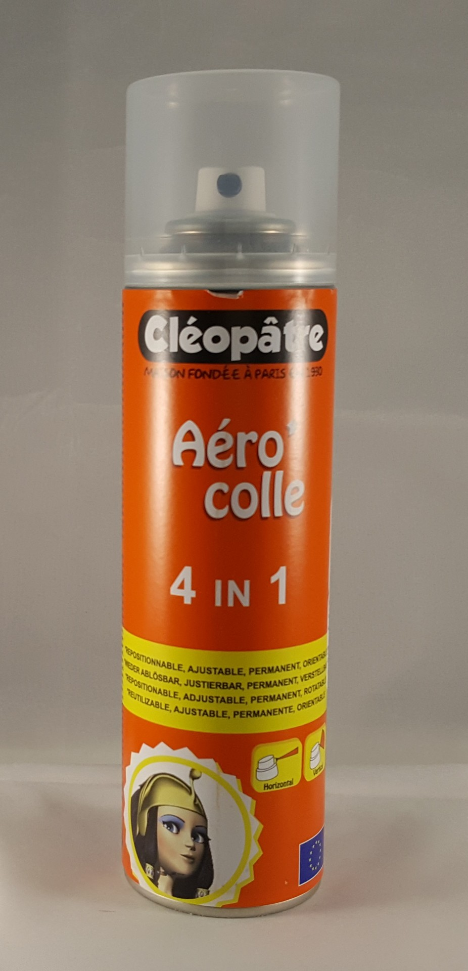 Cola  de spray Cléopâtre