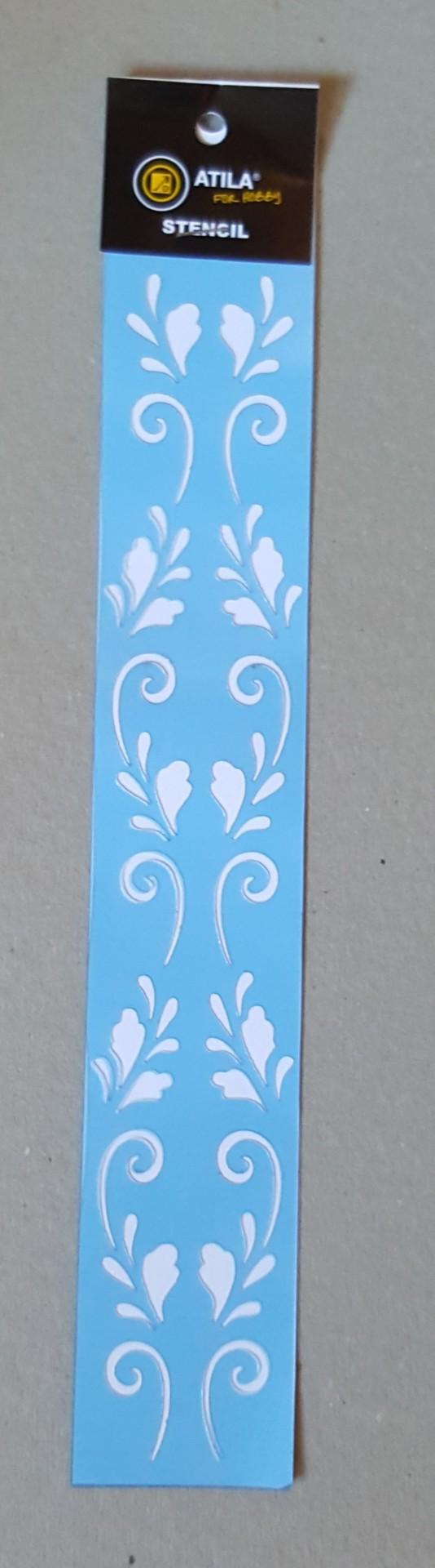 Stencil barra modelo nº 3