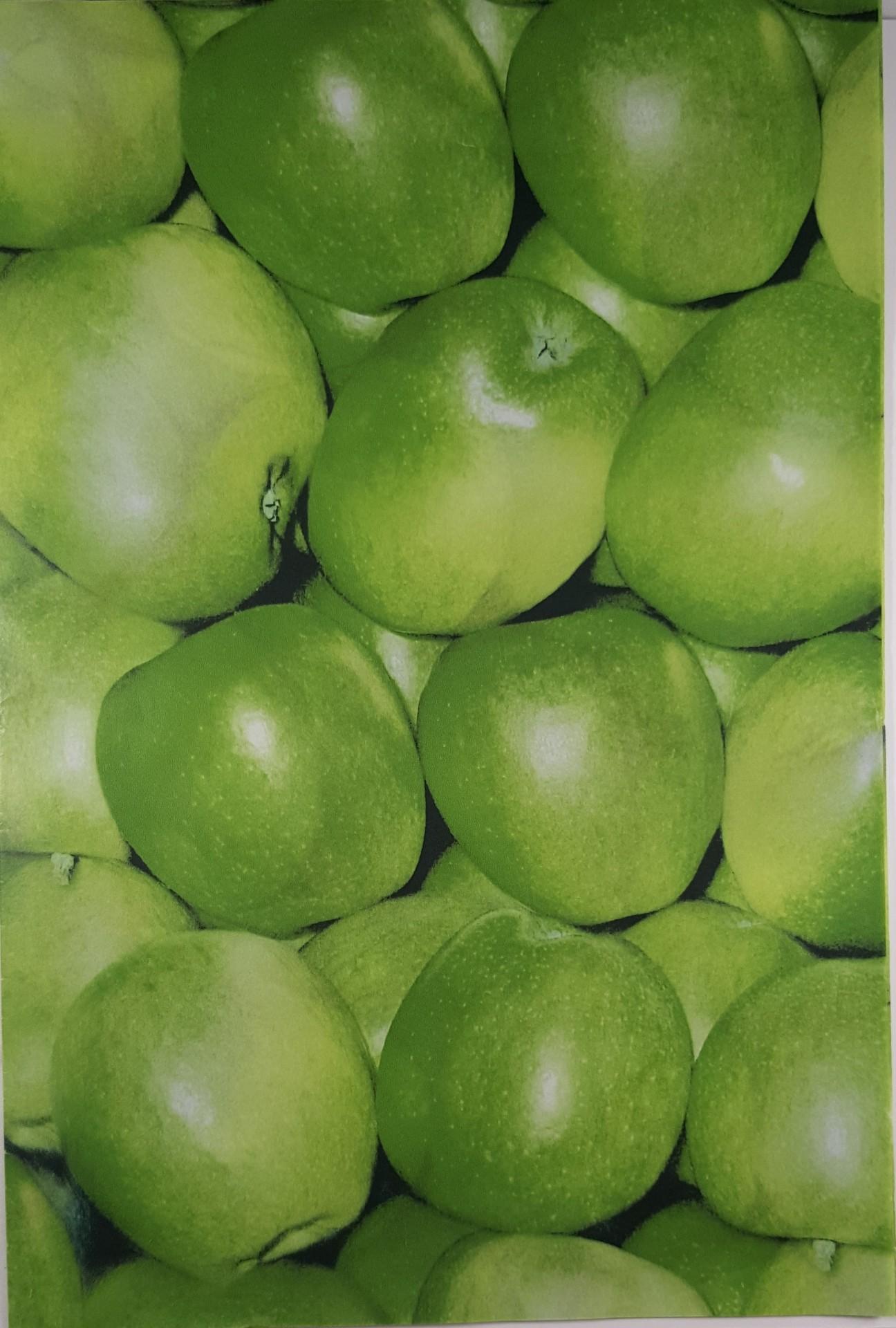 Papel  Décopatch - maçãs