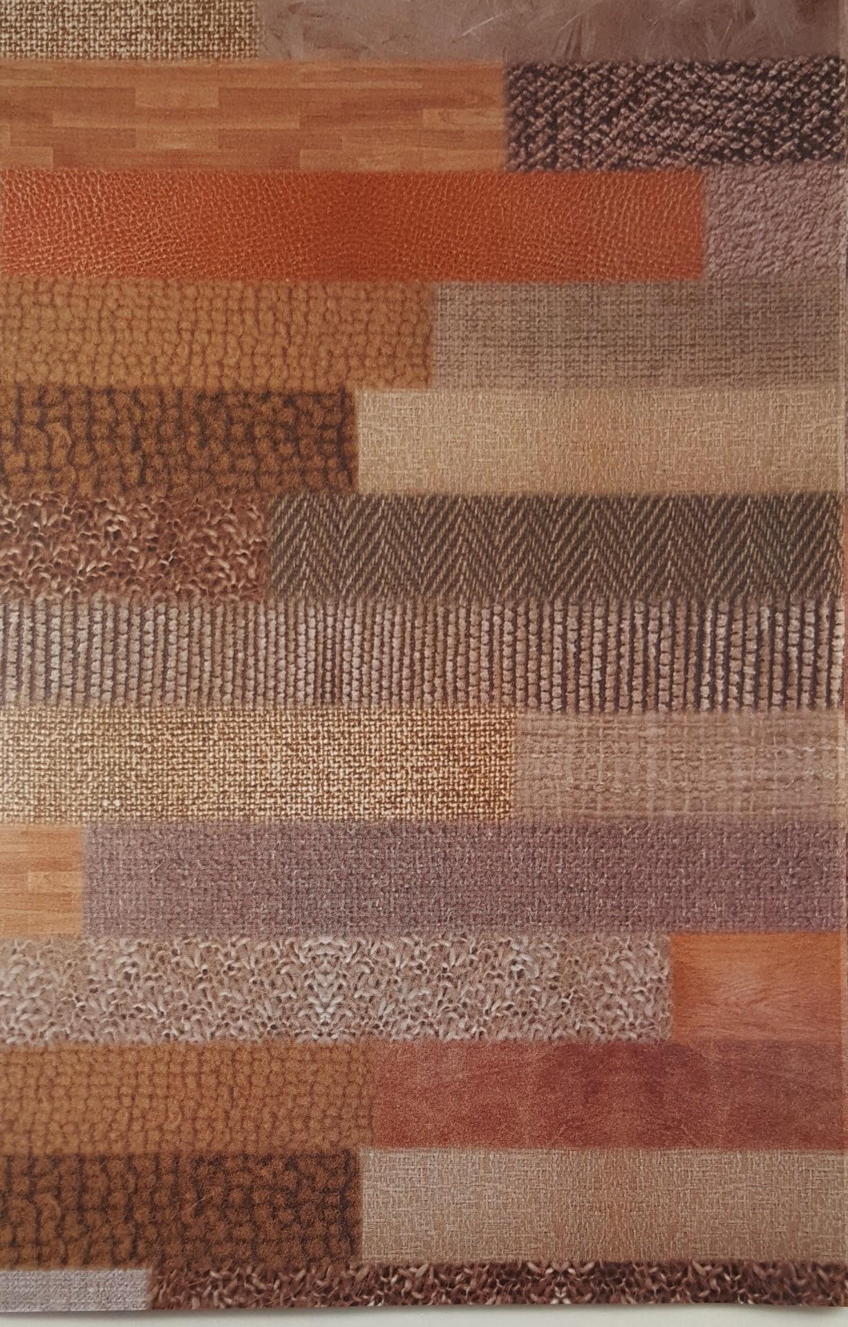 Papel  Décopatch - padrão tecido fazenda