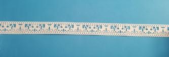 Renda papel autocolante recortada a laser-berços- 17 mm - Artoz