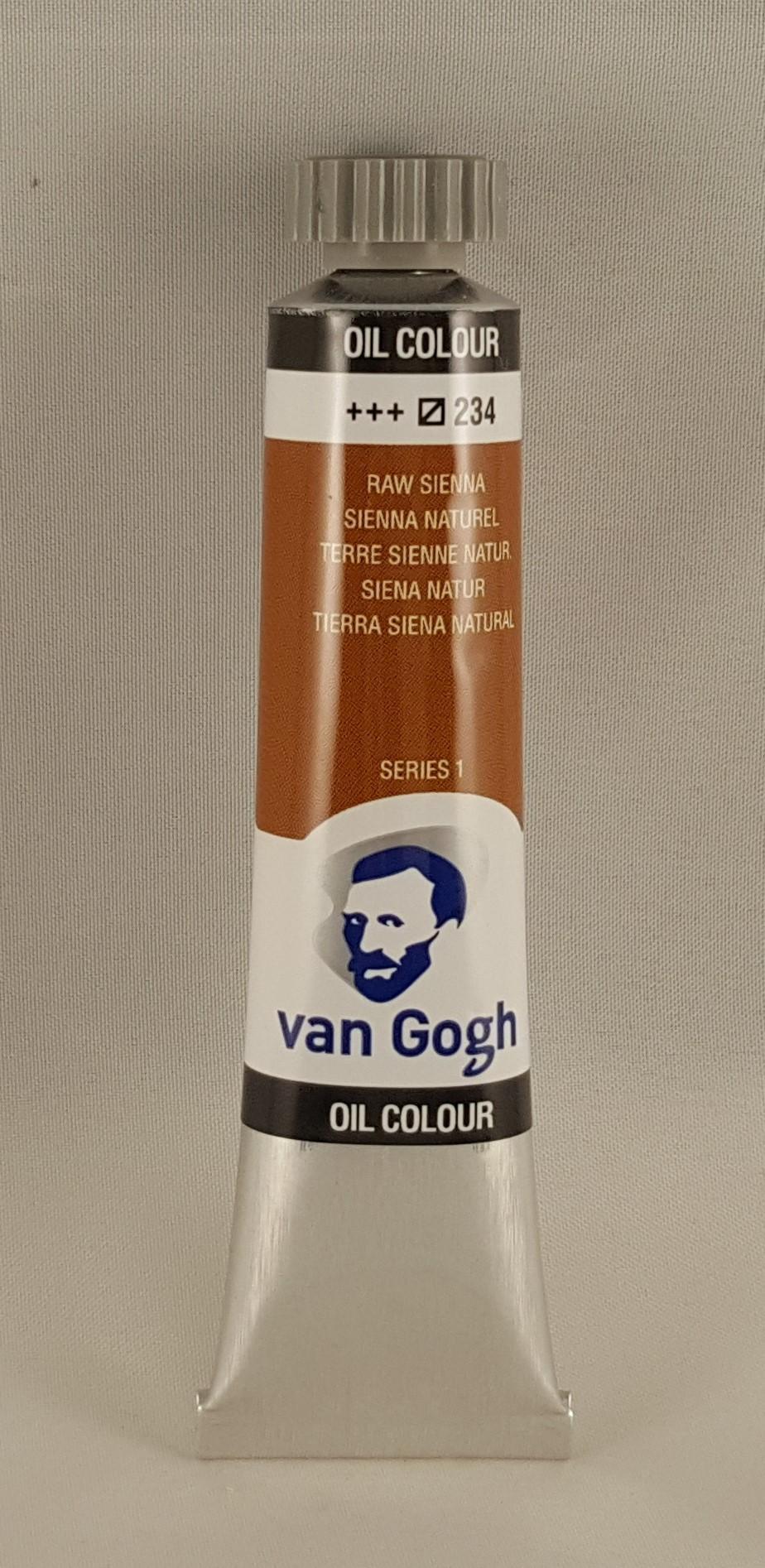 Tinta de óleo Van Gogh raw sienna