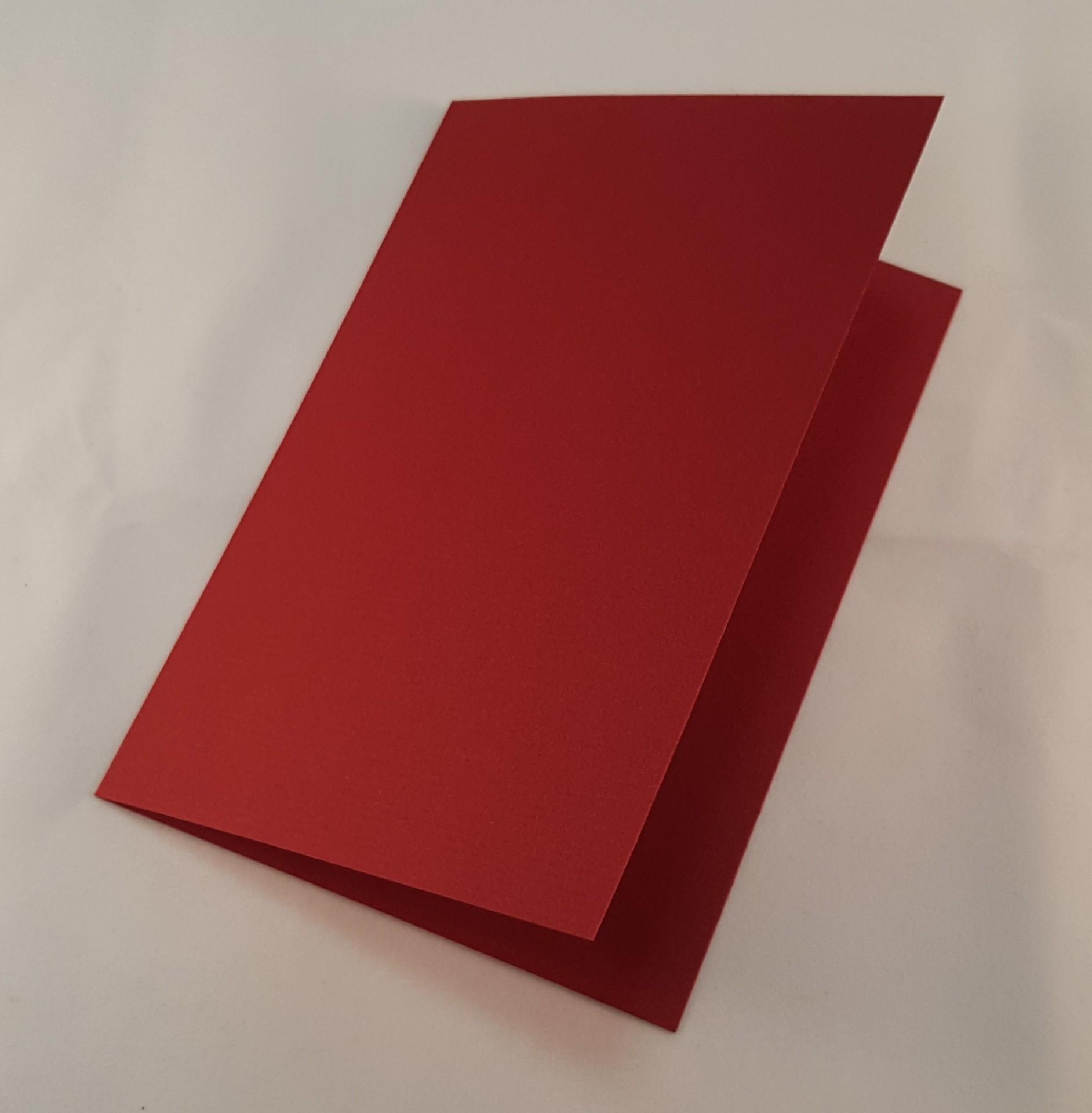 Cartão C6 colorido cor magenta