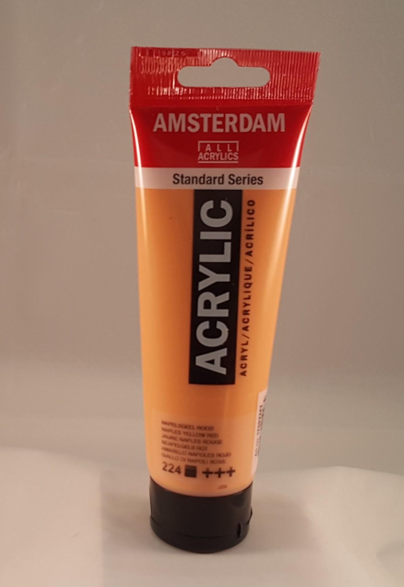 Tinta Acrílica Amsterdam 224