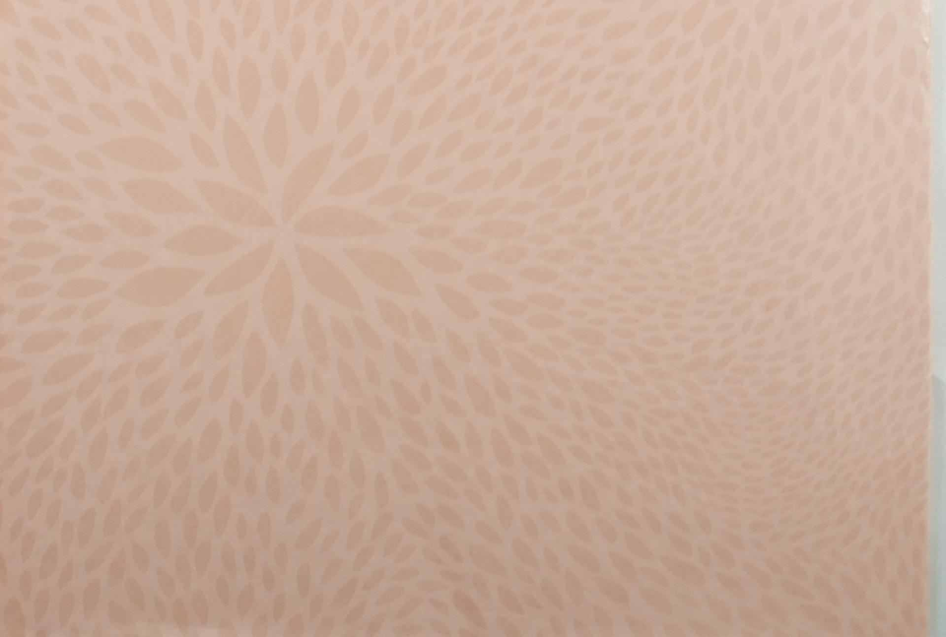 Papel  Décopatch - padrão difuso cor salmão