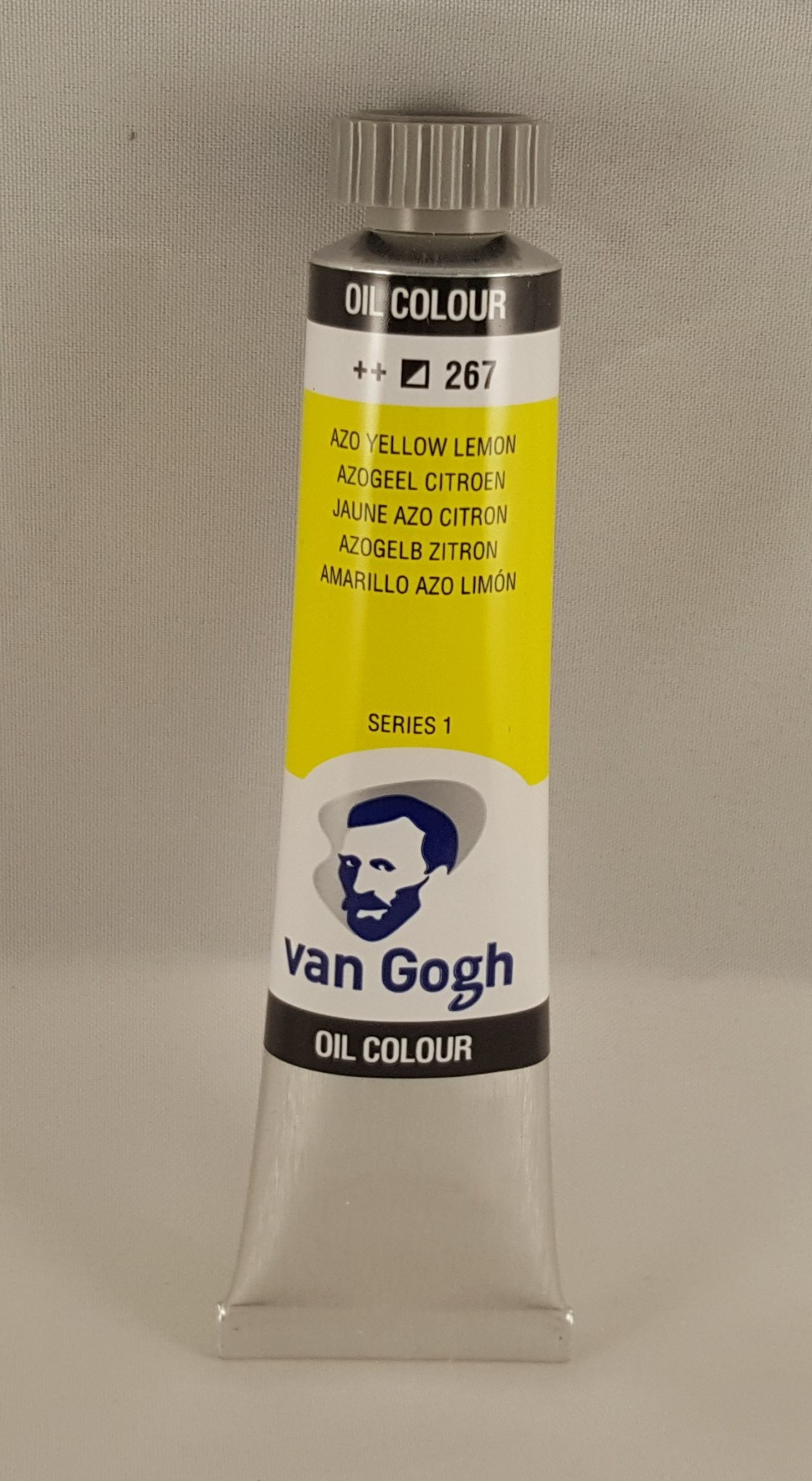 Tinta de óleo Van Gogh azo yellow lemon