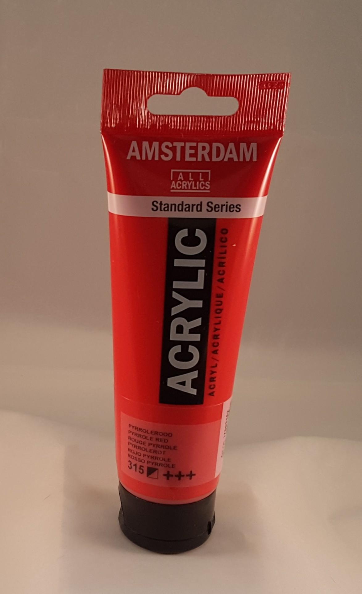 Tinta Acrílica Amsterdam 315
