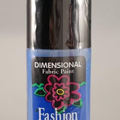 Tinta Dimensional para Tecido Fashion sapphire Sparkle