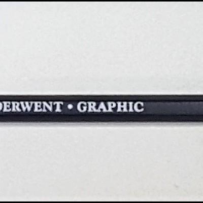 Lápis de grafite H (hard)
