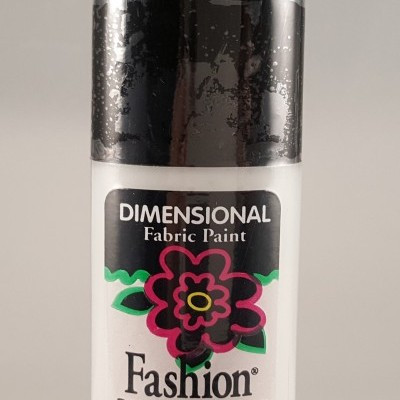 Tinta Dimensional para Tecido Fashion Ice sparkle