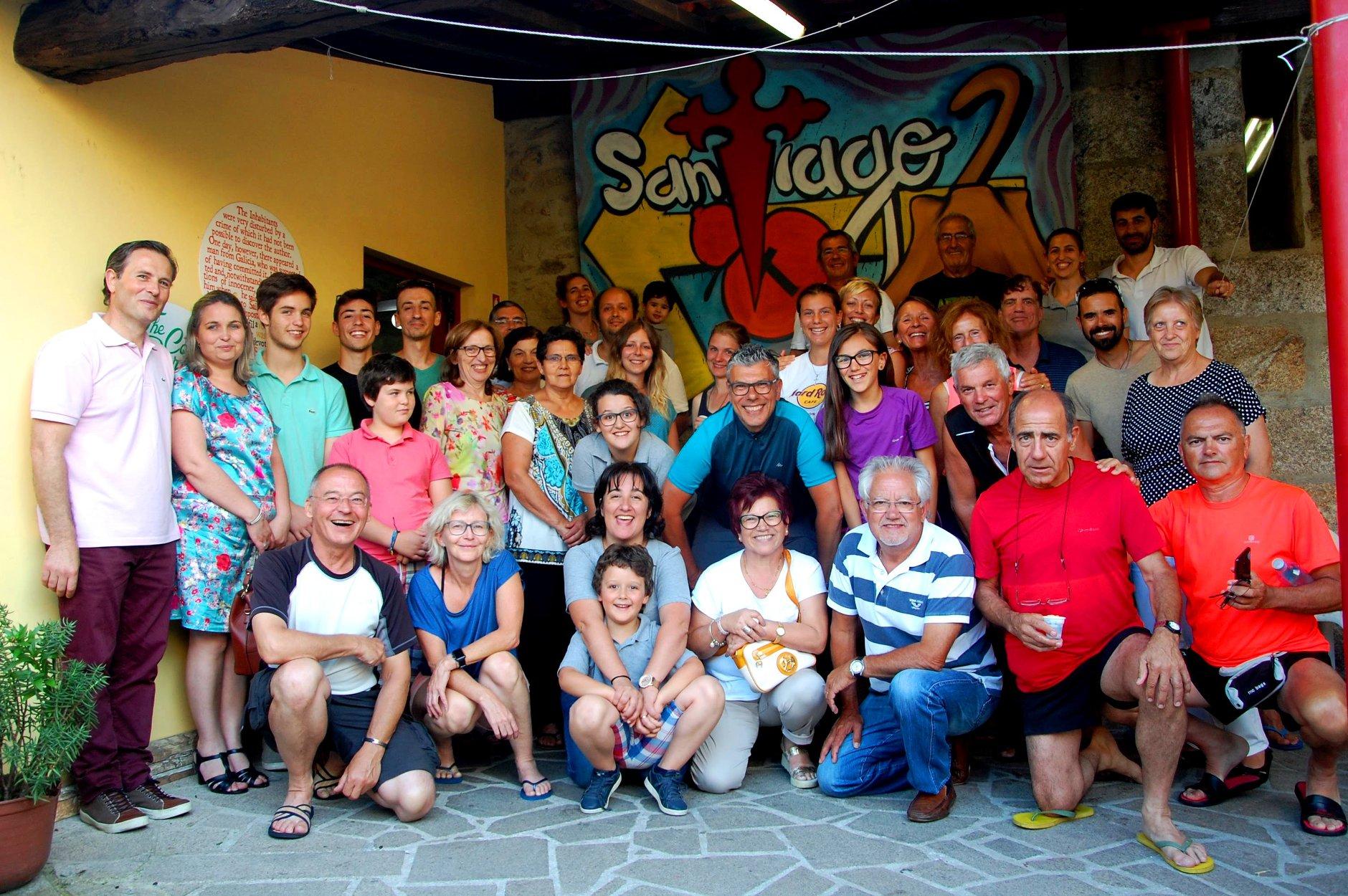 8.º Aniversário da Associação ACB - Albergue Cidade de Barcelos