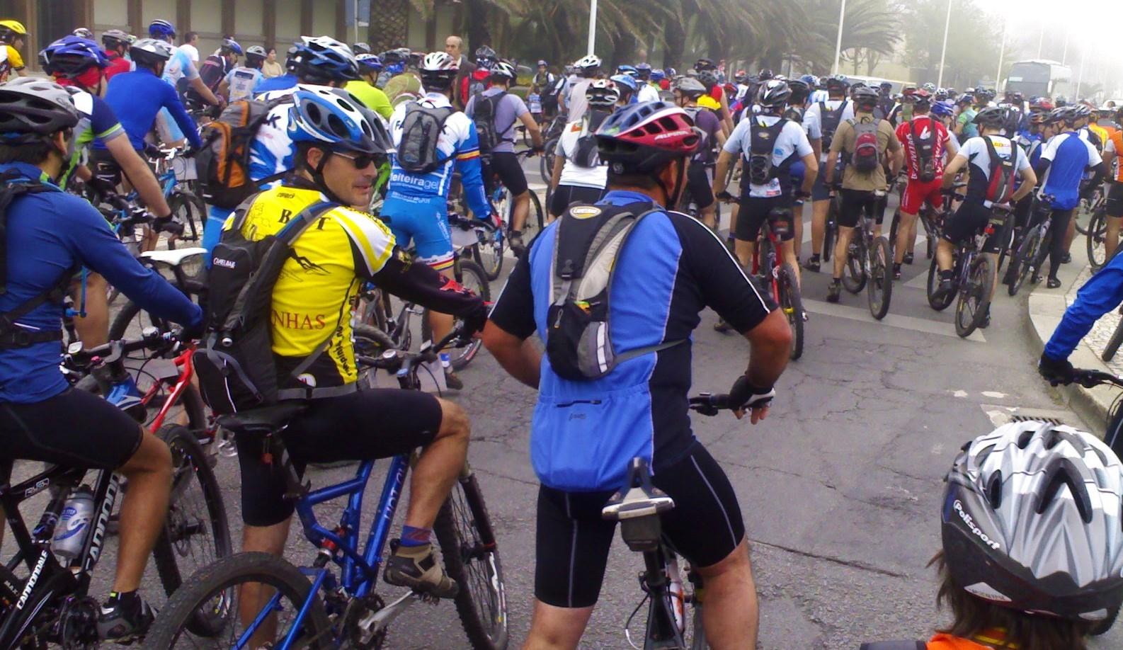 Eventos desportivos no Caminho de Santiago