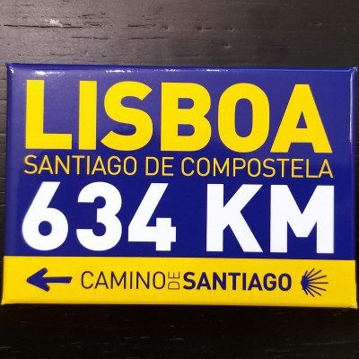 ÍmanKm (Lisboa - Santiago)