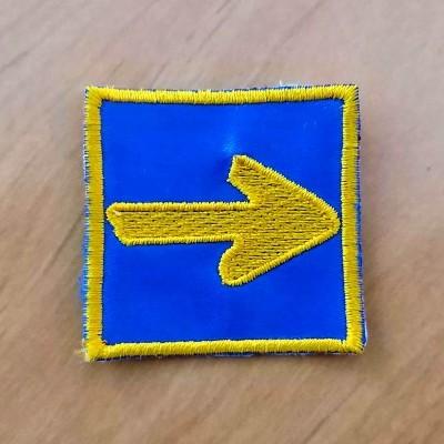 Emblema (Seta Amarela)