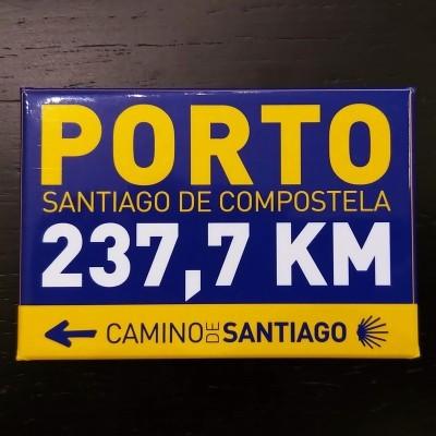ÍmanKm (Porto - Santiago)