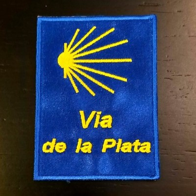 Emblema (Via de la Plata)