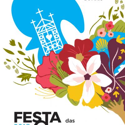 Caminho de Santiago na Festa das Cruzes 2018