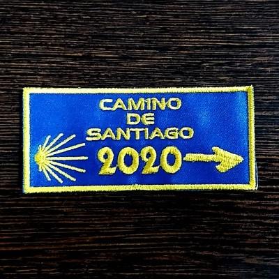 Emblema (Camino Santiago 2020)