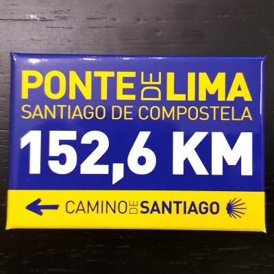ÍmanKm (PontedeLima - Santiago)