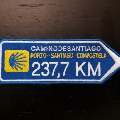 Emblema (Direção Porto -> Santiago)