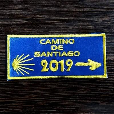 Emblema (Camino Santiago 2019)