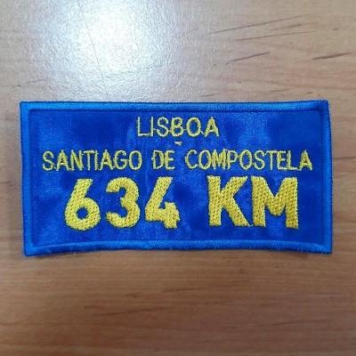Emblema (Lisboa -> Santiago)