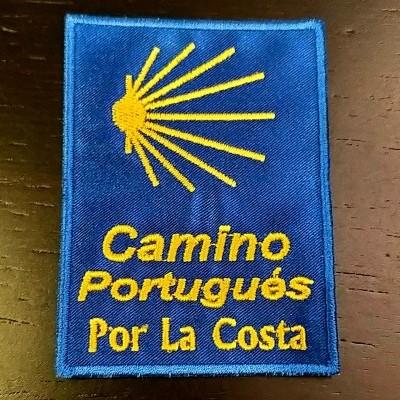 Emblema (Camino Portugués por la Costa)