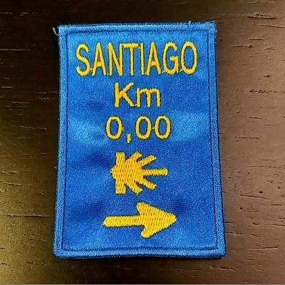 Emblema (km 0)